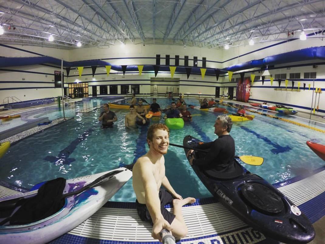 Kayaking Class