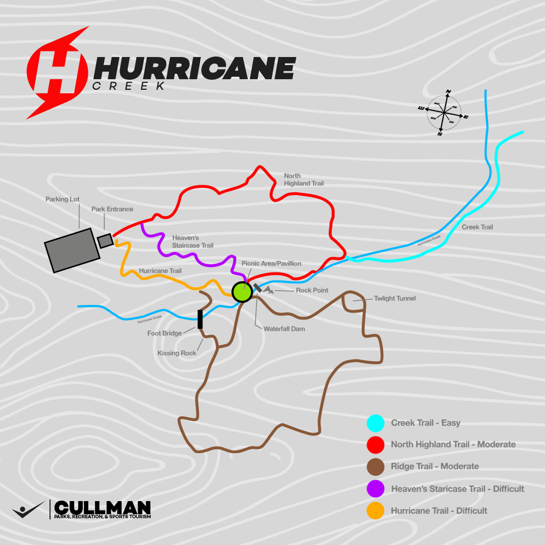 Hurricane Creek – Cullman Parks, Recreation, and Sports Tourism