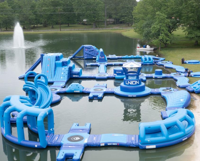 Slippery Summit Aqua Park